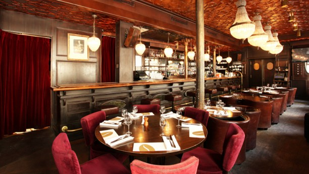 Restaurant Sir Winston Paris