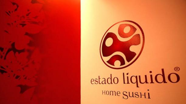 Estado Líquido - Home Sushi detalle sala
