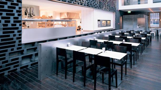 Brasserie Harkema Restaurantzaal