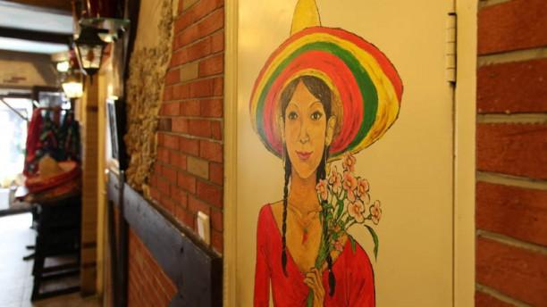El vino mexicaans en argentijns restaurant in amsterdam