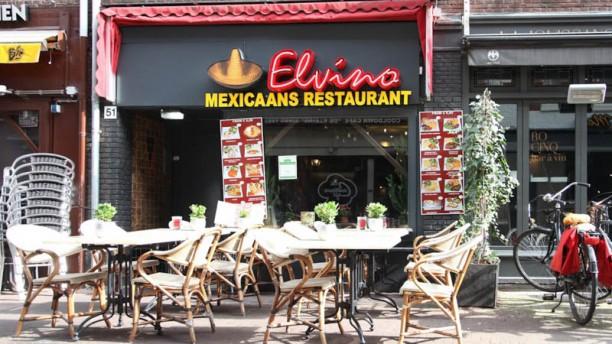 El Vino Mexicaans en Argentijns restaurant ingang