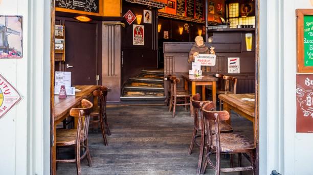 Cafe Gruter Ingang