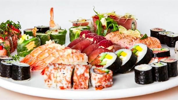 B Sushi Mat