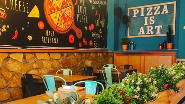 Servus Pizza Bar Sala
