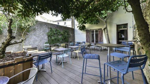 Café Sur Cour cafe sur cour