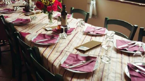 Ristoro Del Buongustaio Particolare tavolo