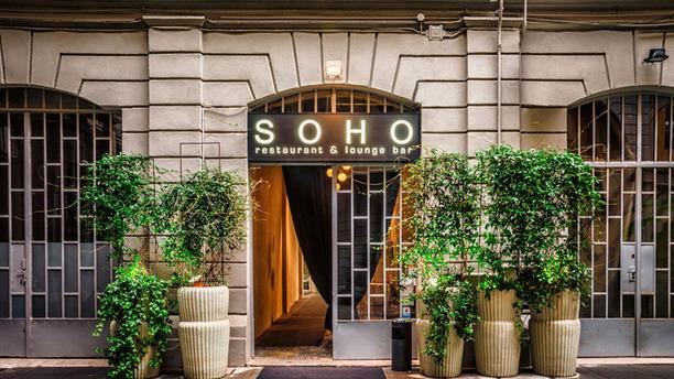 Ristorante & Pescheria SOHO Genova milano