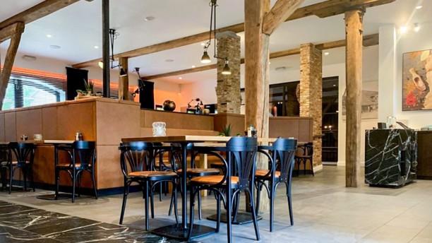 Brasserie Ciconia Vue de l'intérieur