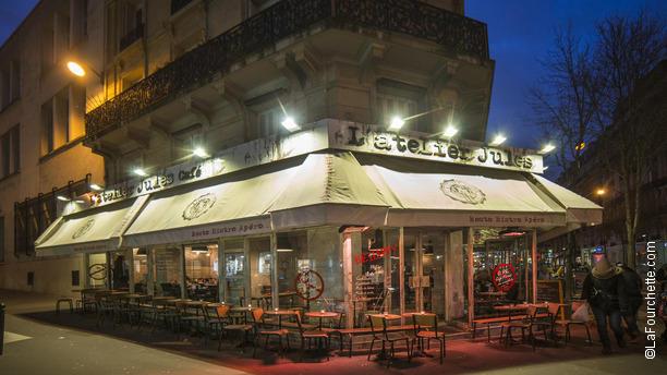 L 39 atelier jules in paris restaurant reviews menu and - Atelier cuisine paris ...