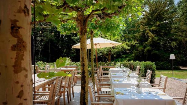 Landgoed Huize Bergen Het restaurant