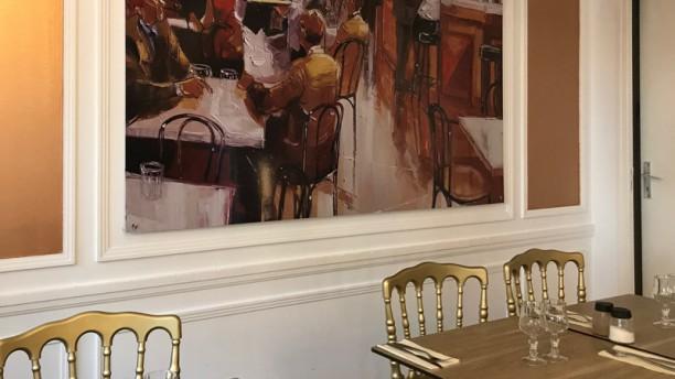 L'Artiste - Restaurant Italien Vue de la salle