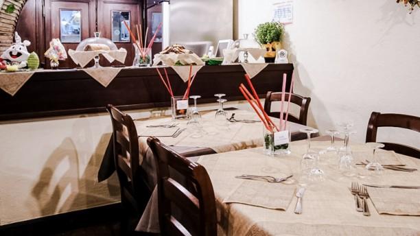 Taverna Menu Diversi tavolo