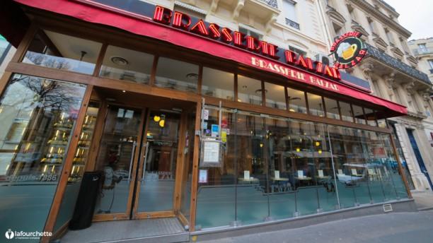 Brasserie Balzar Bienvenue à la brasserie Balzar