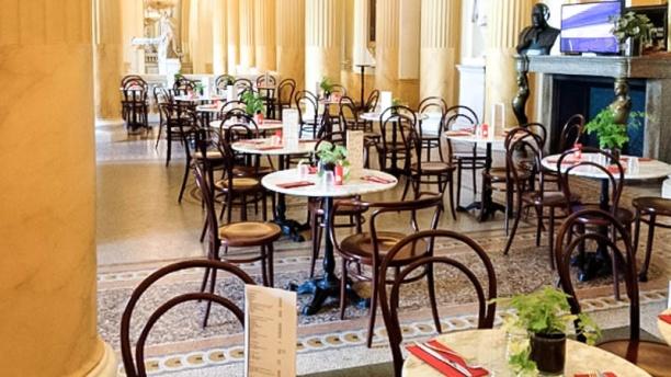 Café de l'Odeon Vue salle