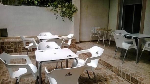 Taberna Andalusí El patio