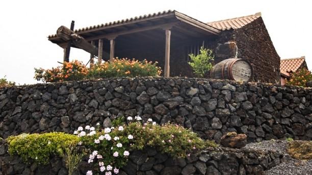 La Casa del Volcán Entrada
