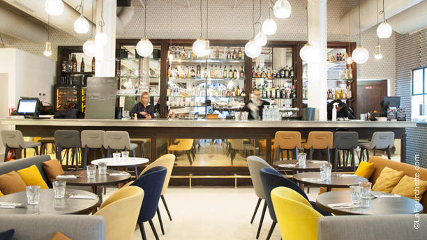 Restaurant Zinc Zinc Marseille