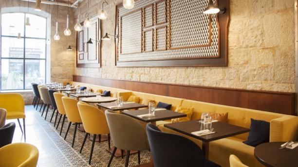 Zinc Zinc Salle du restaurant