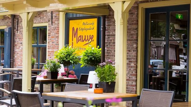 Mauve Restaurant & Bar Terras