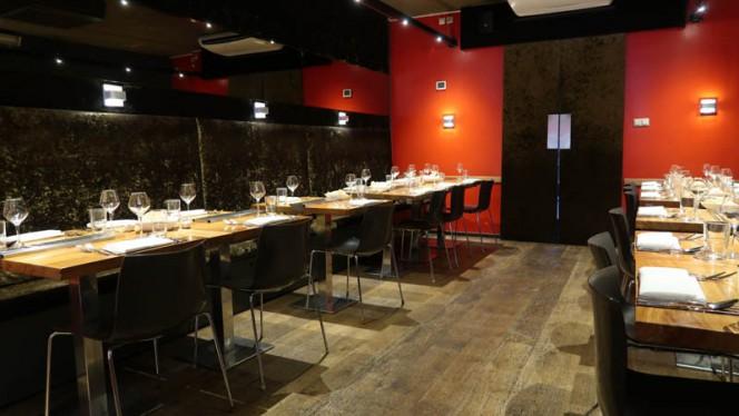 Het restaurant - Restaurant Blauw Utrecht, Utrecht