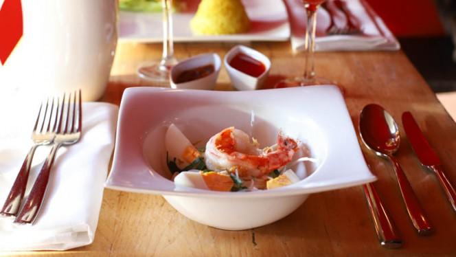 Suggestie van de chef - Restaurant Blauw Utrecht, Utrecht