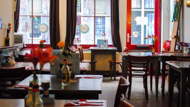 restaurant skek à amsterdam - avis, menu et prix