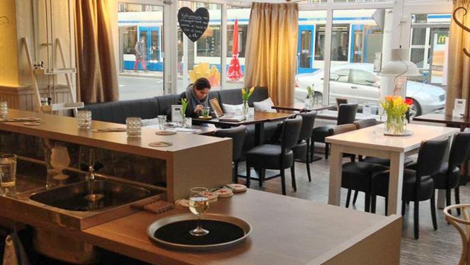Het restaurant - Lago, Amsterdam