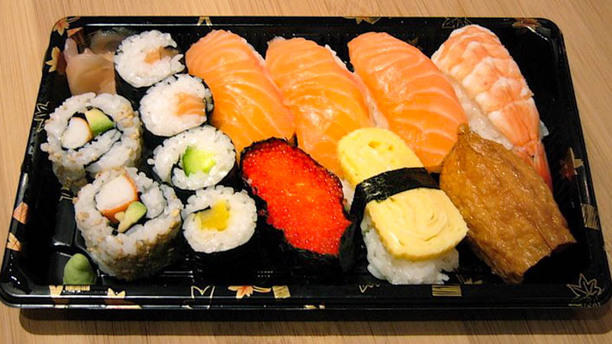 La Boite à Sushi sushi