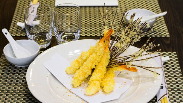 new styles dd4f5 819d8 Fish Kome in Milan - Restaurant Reviews, Menu and Prices ...