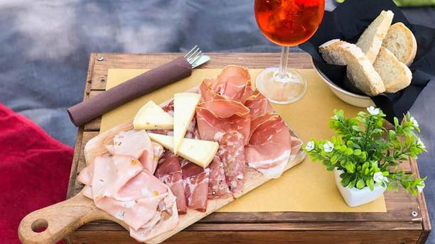 La Casermetta San Salvatore Suggerimento dello chef