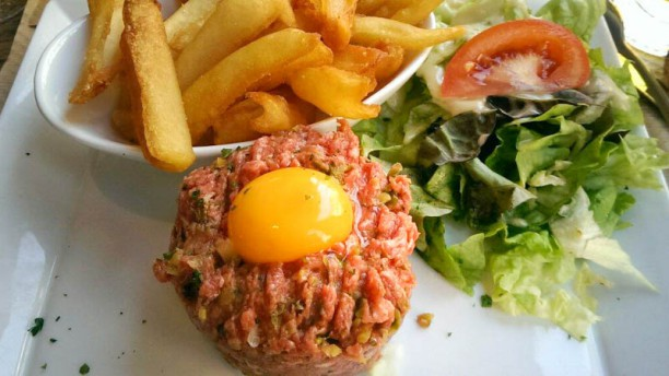 Le Grand Comptoir d'Alesia Steak tartare