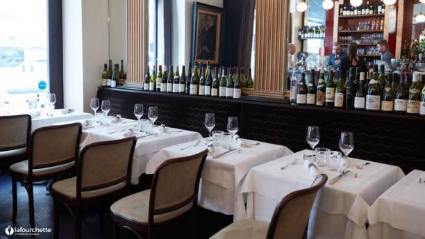 Bistro Volnay Salon du restaurant