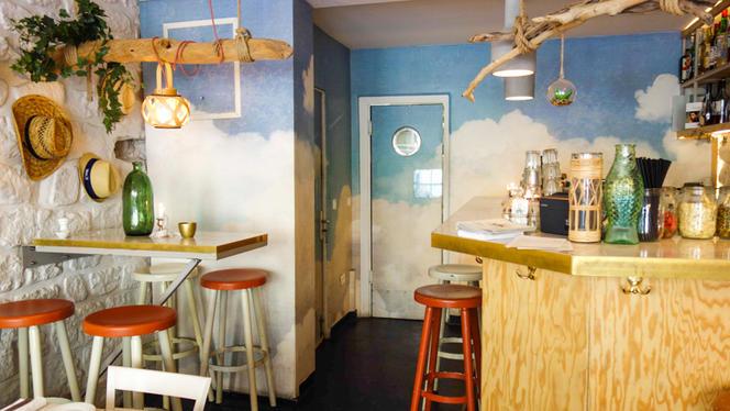 Homies Bis - Restaurant - Paris
