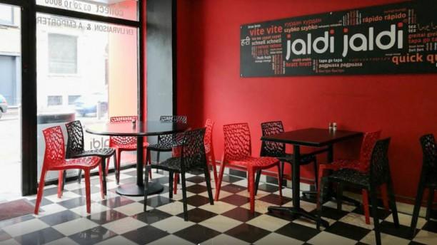 Jaldi Jaldi by Aux Indes Salle