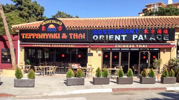 Orient Palace Teppanyaki Fachada