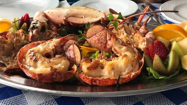 Bahia Los Abrigos Restaurant Sugerencia de plato