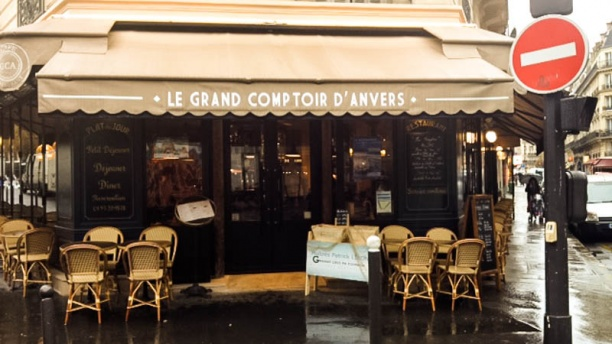 Restaurant le grand comptoir d 39 anvers paris 75009 - Le comptoir paris restaurant reservations ...