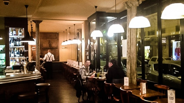 Le grand comptoir d 39 anvers in paris restaurant reviews - Le comptoir paris restaurant ...