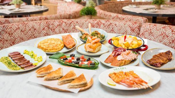 Tapa Tapa - Las Ramblas Sugerencia del chef
