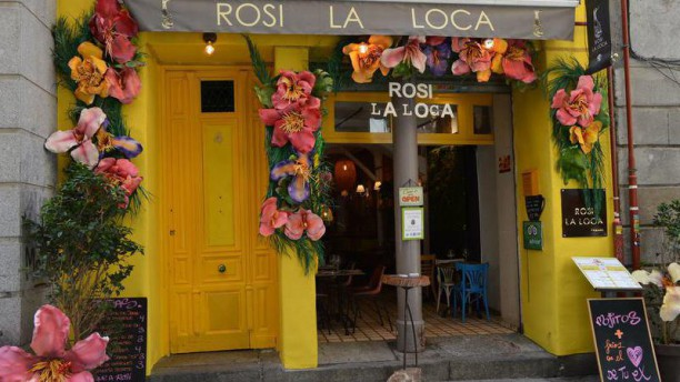 Rosi La Loca Taberna Entrada Rosi La Loca