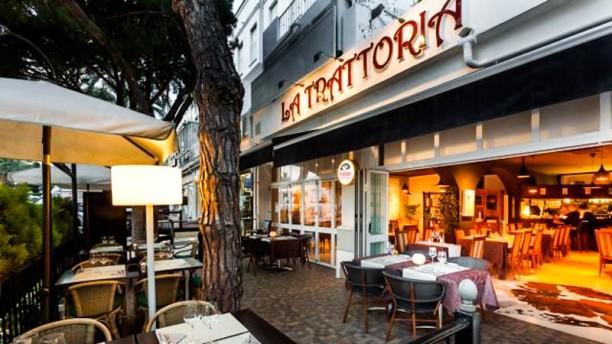 La Trattoria de Marbella Vista entrada