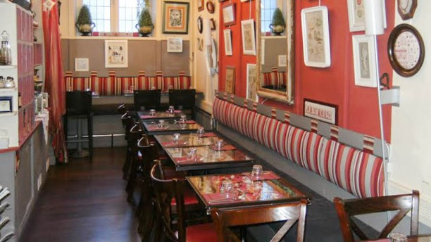 Marie The Cuisine In Saint Malo Restaurant Reviews Menu And