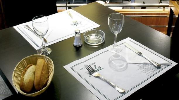 Jose Luis Rafael Salgado Vista mesa