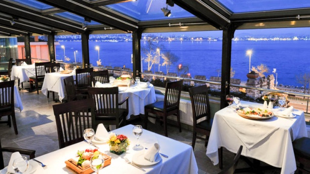 Armada Terrace in Istanbul - Restaurant Reviews, Menu and Prices ...