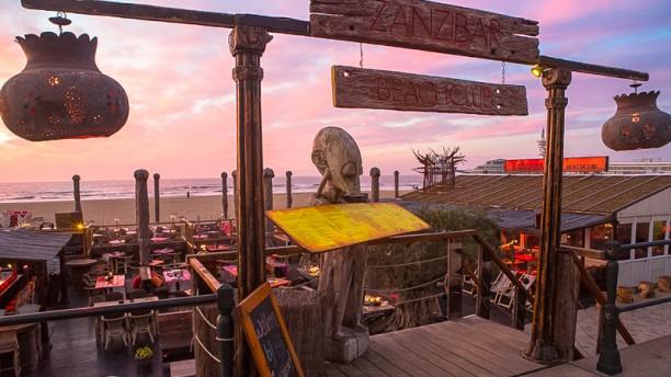 Zanzibar Beachclub Ingang