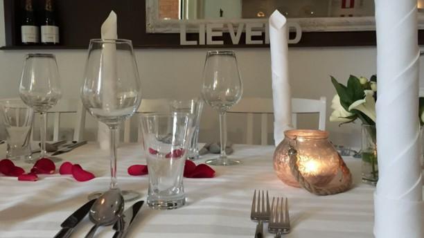 Restaurant Lieverd Restaurant