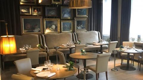 restaurant - Le Georges - Hôtel Spa Le Grand Monarque - Chartres