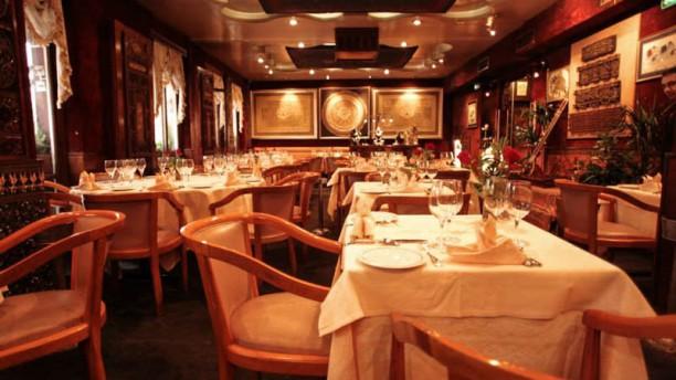Rue Goujon Restaurant Indien