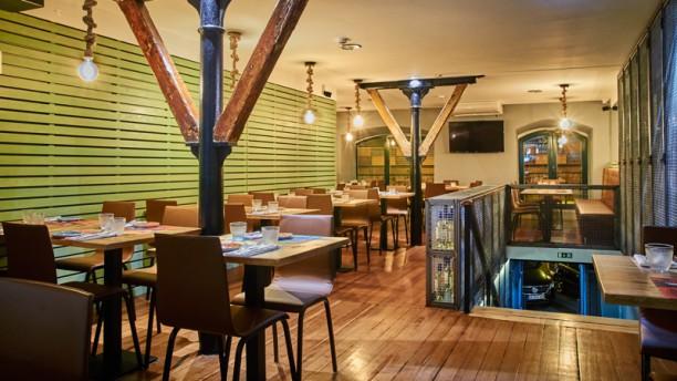 Contrabando Restaurante e Bar Sala