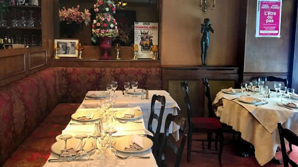 Le Montegrosso Salle du restaurant